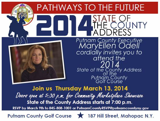 2014 State of the County Address