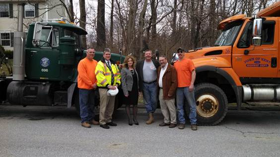 Putnam Shares Resources and Equipment with Towns and Villages