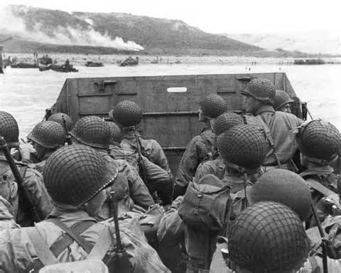 70th Anniversary of D-Day Remembrance Ceremony