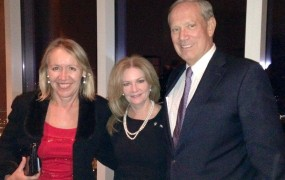 Photos from a Private Dinner with Gov. Pataki