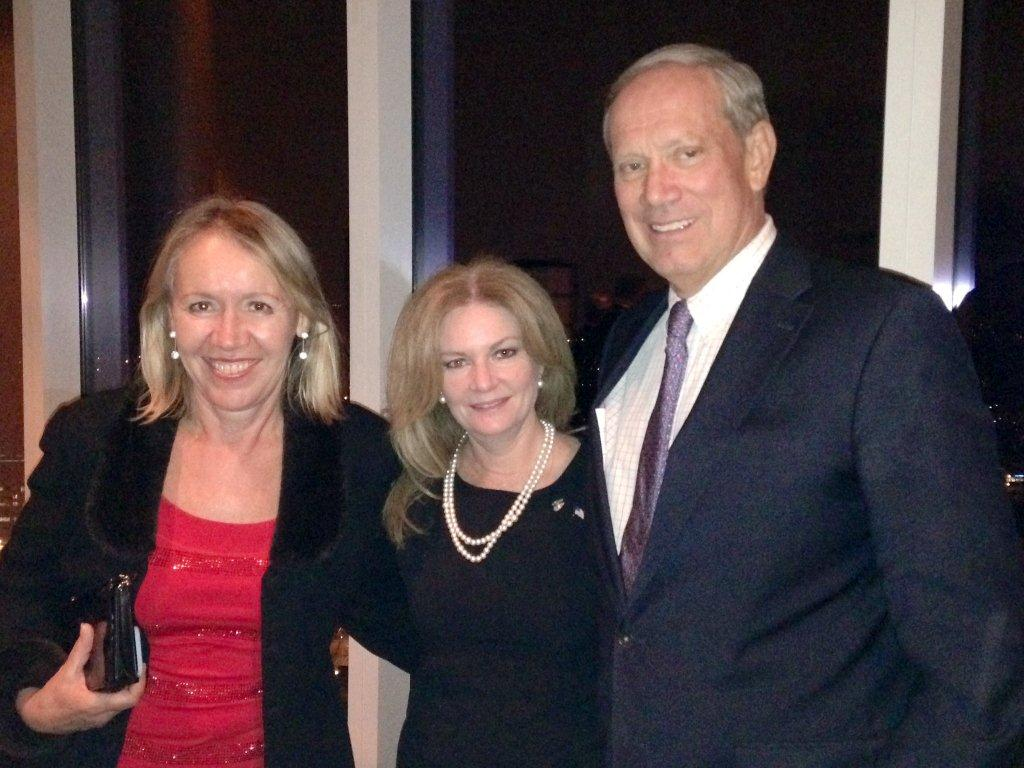 Governor & Mrs. George Pataki to Host Reception for MaryEllen Odell