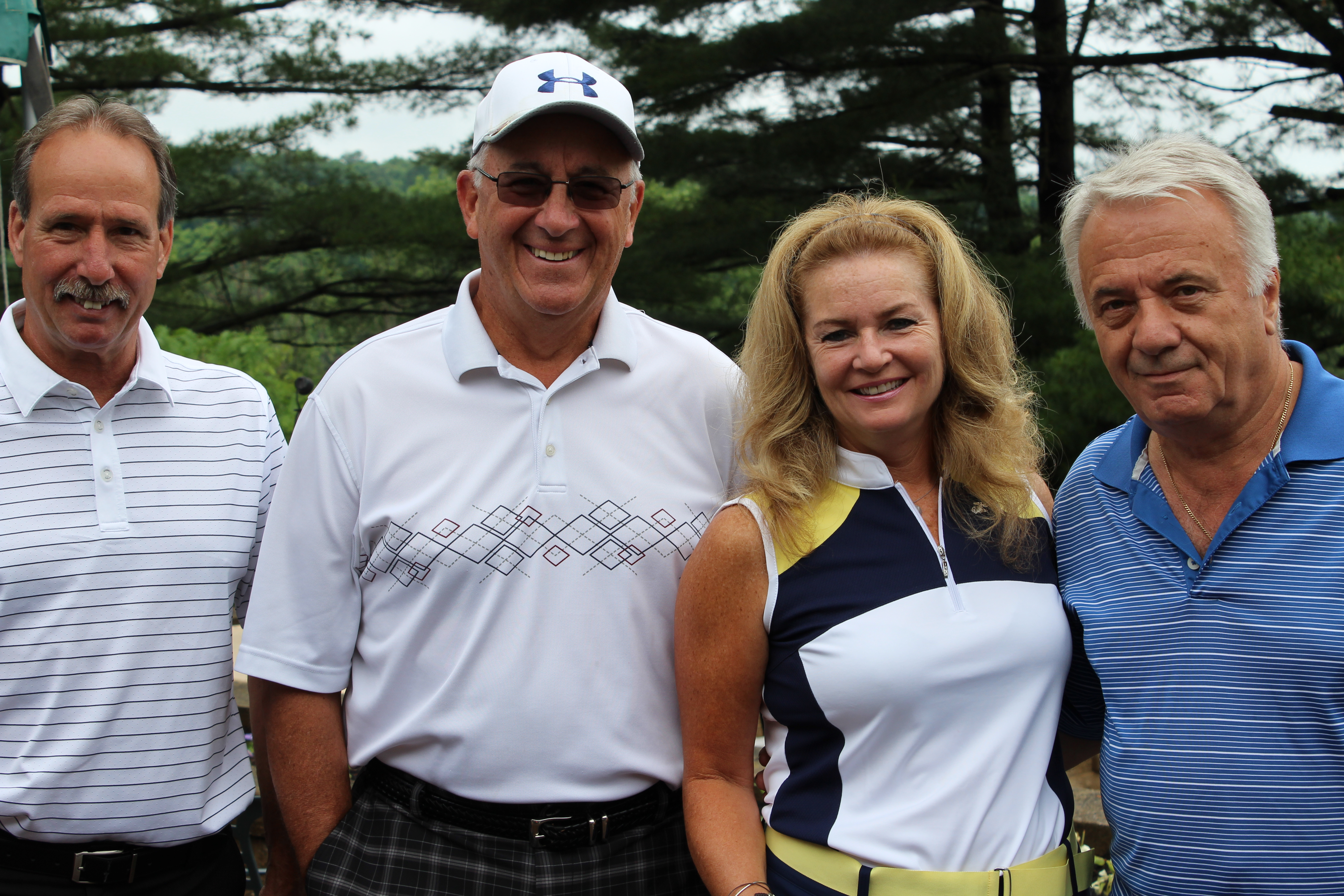 Scenes from MaryEllen Odell's Third Annual Golf Outing