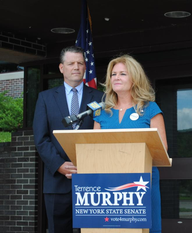 Odell Endorses Dr. Terrence Murphy For NY State Senate's 40th District