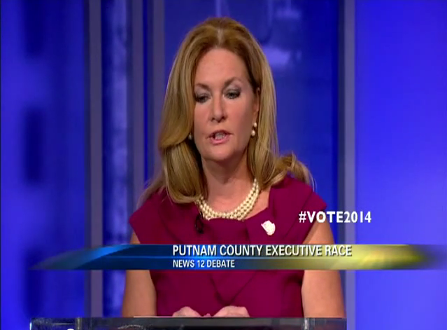 Watch the News 12 County Executive Debate