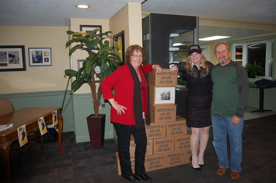 360 Comfort Packages Shipped to Soldiers Overseas Thanks to Putnam County