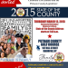 2015 State of the County address invite