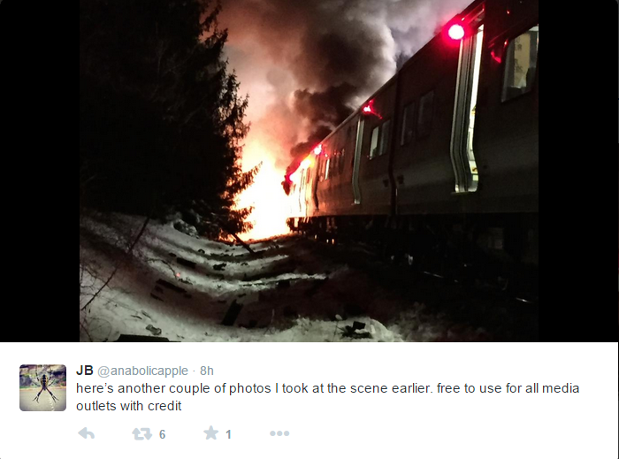 Thoughts and Prayers Go Out to Those Affected by the Tragic Metro-North Accident in Valhalla