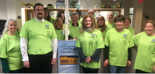 Putnam County Clerk Michael Bartolotti and County Executive Maryellen Odell Boost Organ Donation