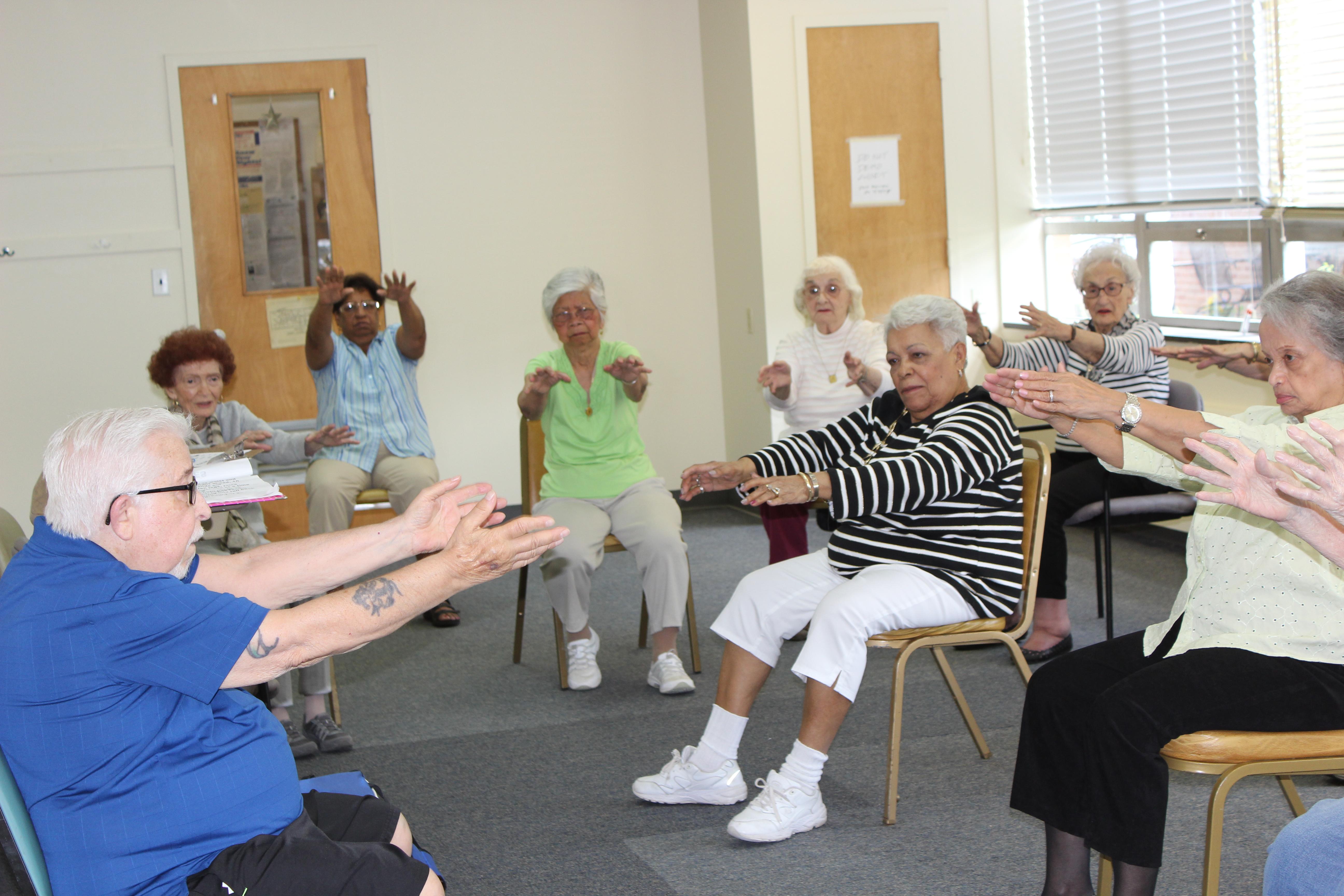 Putnam Expands Carmel Senior Center Program Room