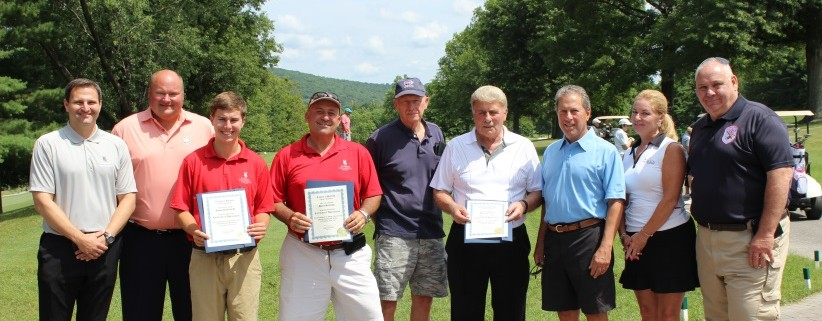 Cardiac Arrest at Putnam County Golf Course in Mahopac