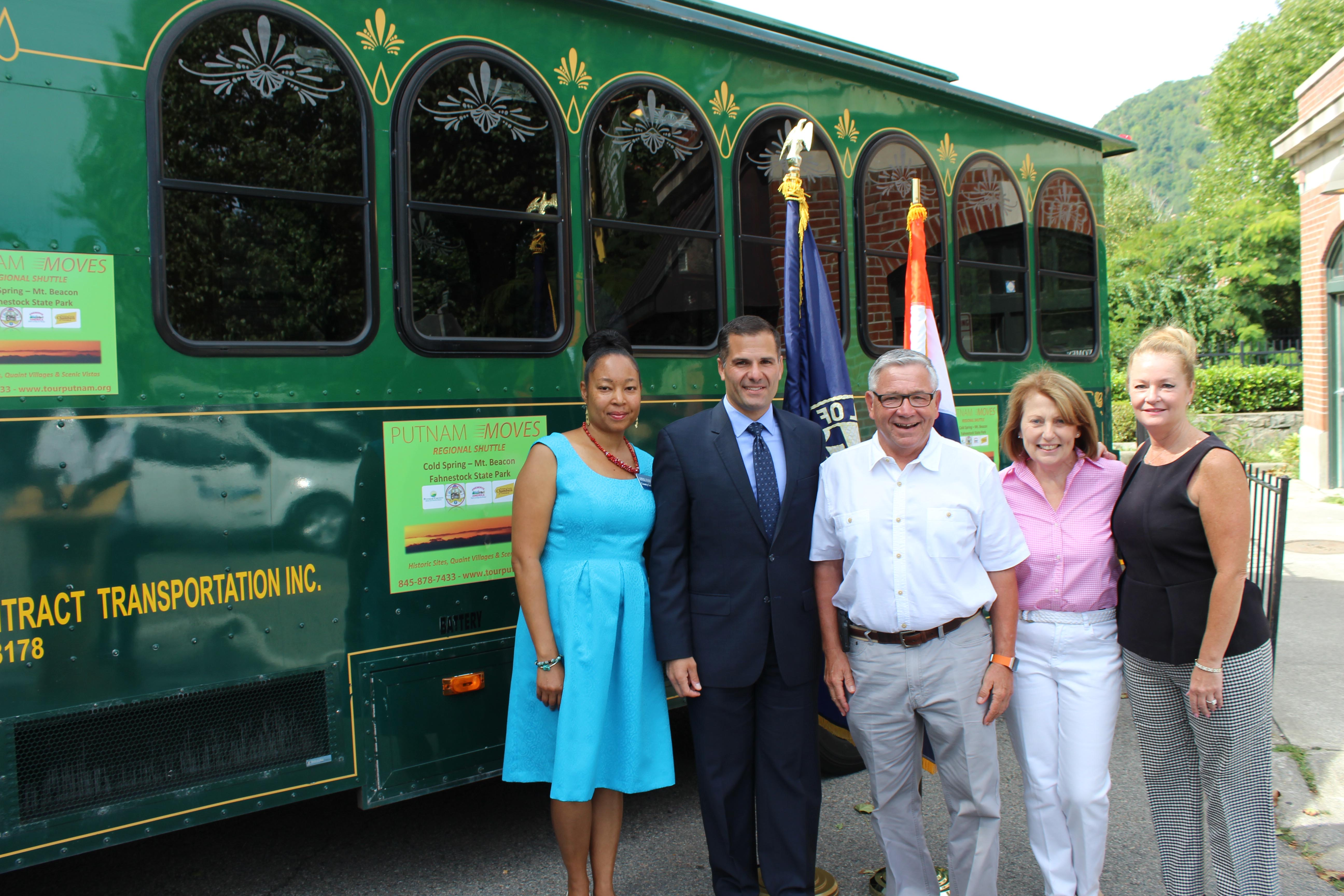 Cold Spring-Beacon Shuttle Highlights Regional Collaboration between Putnam and Dutchess Communities