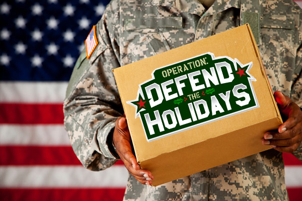 Putnam Remembers the Soldiers Overseas with Operation Defend the Holidays