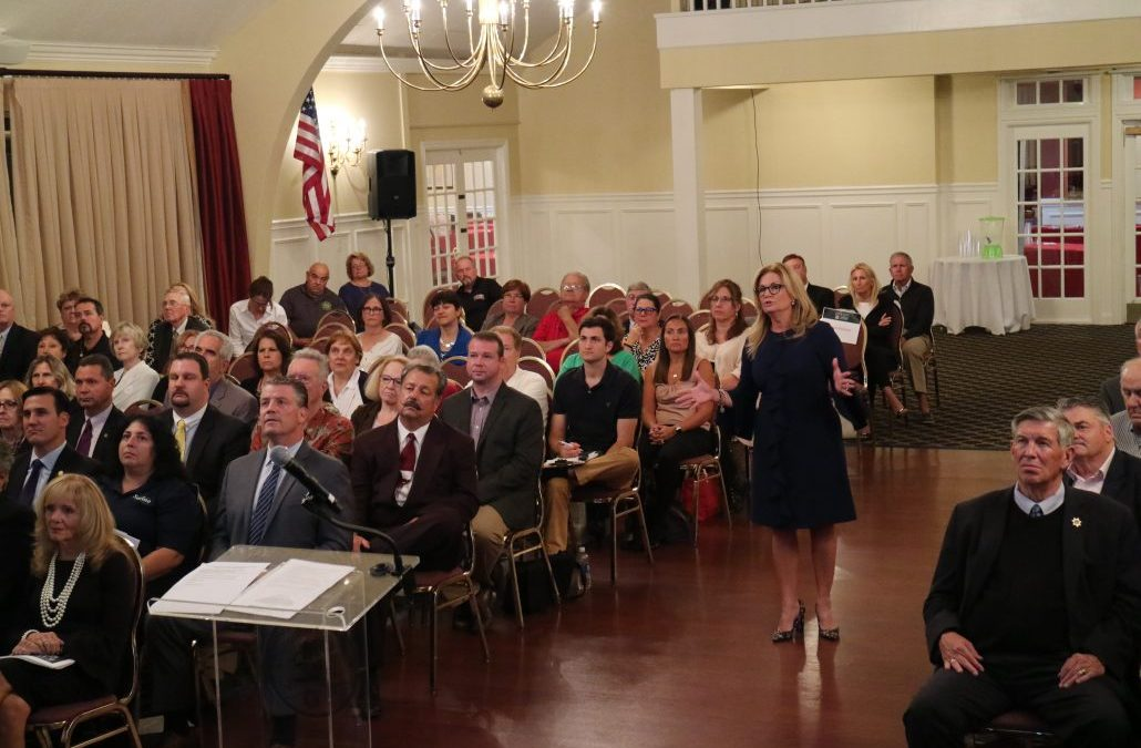 County Executive Odell unveils proposed 2018 Putnam County Budget