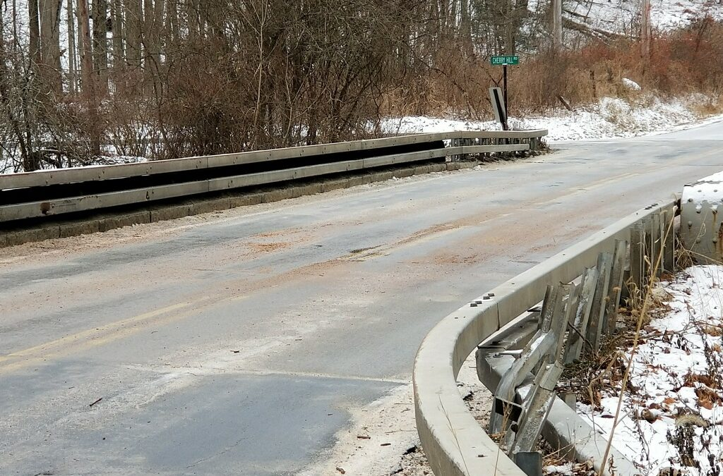 Drewville Road Bridge Reopened