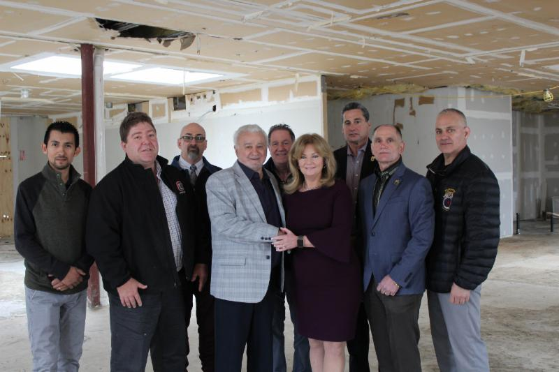 BUILDING TRADES UNION ENDORSES ODELL FOR COUNTY EXECUTIVE