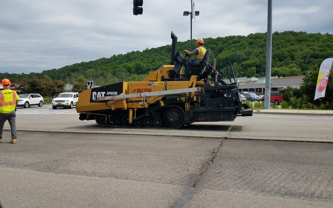 Road Repairs Begin Along Route 6 in Carmel